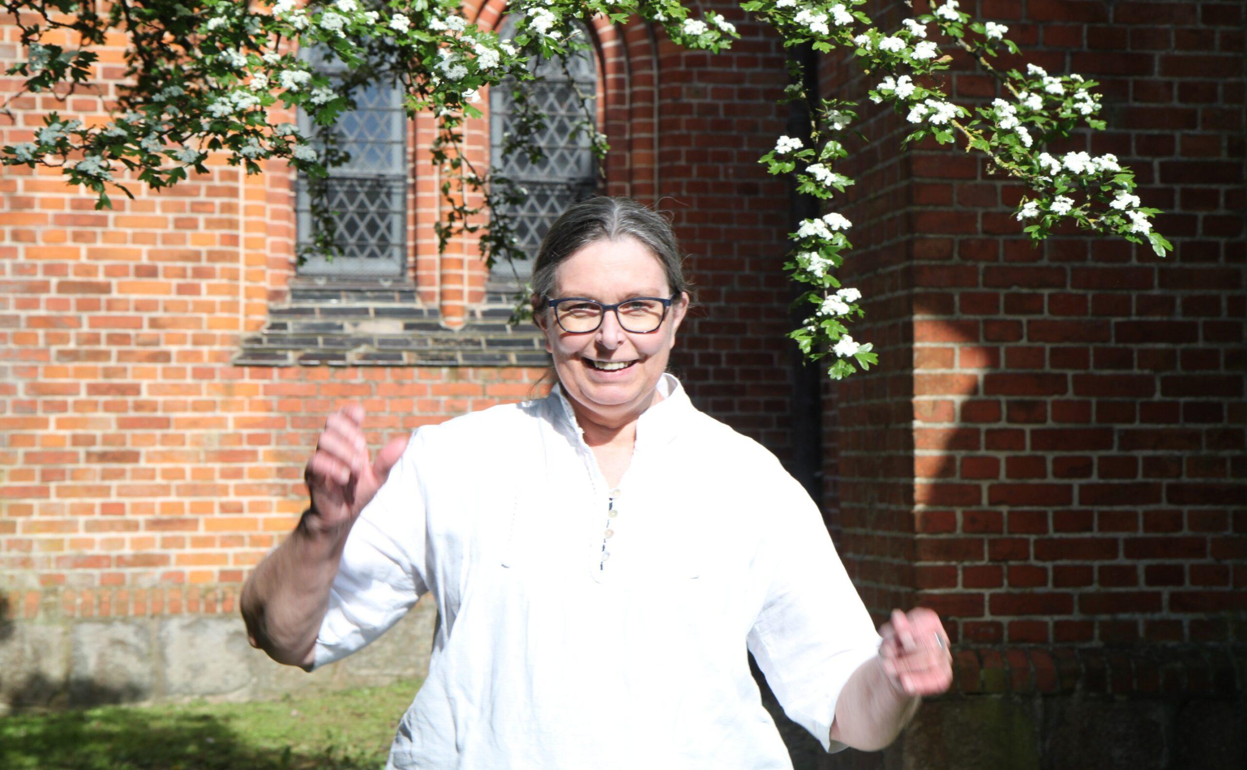 Prädikantin Anja Bergemann